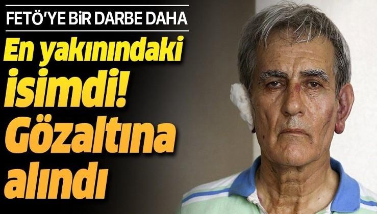Son dakika: FETÖ'nün kilit isimlerinden Akın Öztürk'ün emir astsubayına FETÖ gözaltısı.