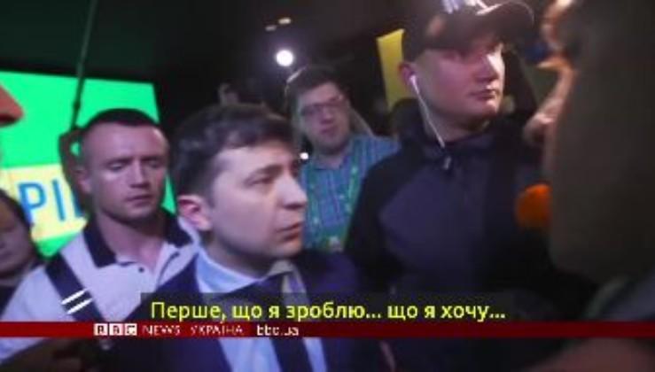 Терміново! Щойно Зеленського все таки спіймали журналісти, те що він сказав - вразило всіх... (відео)