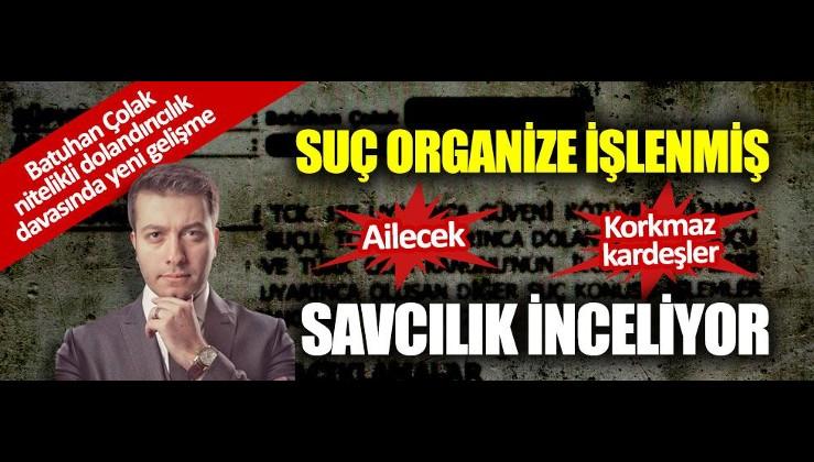 Batuhan Çolak'a suç duyurusunda yeni gelişme