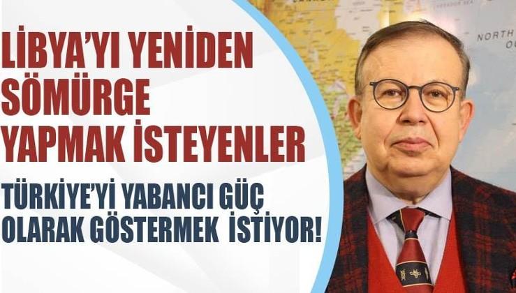 Cihat Yaycı: Libya'yı yeniden sömürge yapmak isteyenler Türkiye'yi yabancı güç olarak göstermek istiyor!