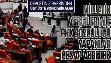 SON DAKİKA: 33 fezleke Meclis'e ulaştı!
