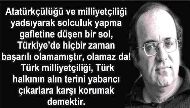 Biden ile , HDPKK ile aynı safa düşen sol, Türkiye'de hiçbir zaman başarılı olamamıştır, olamaz da.