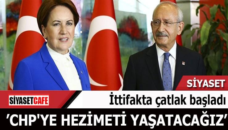 İYİ Parti adayı: CHP'ye hezimeti yaşatacağız