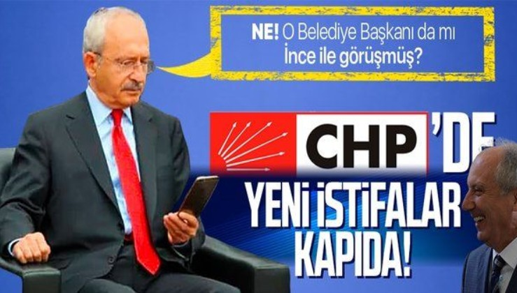 Son dakika: Yeni bir istifa mı geliyor? CHP'li Antalya Büyükşehir Belediyesi Başkanı Muhittin Böcek Muharrem İnce ile görüştü