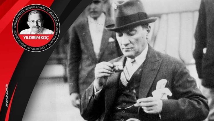 Atatürk, Türk sosyalistlerin de bayrağıdır