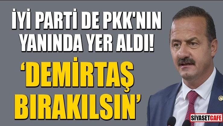 İYİ Parti'li Ağıralioğlu: Demirtaş serbest bırakılmalı