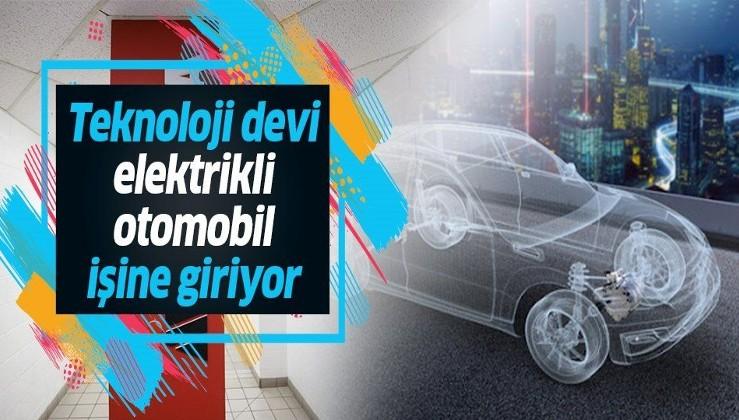 Teknoloji devi LG, elektrikli otomobil sektörüne giriş yaptı