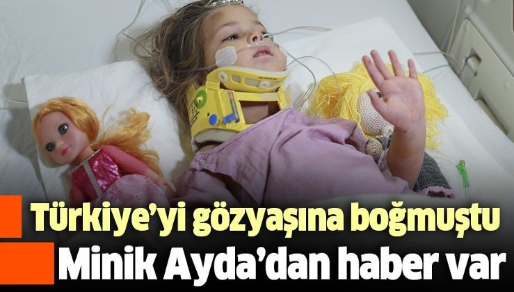 91 saat sonra enkazdan kurtarılan Ayda Gezgin'in sağlık durumu hakkında son dakika açıklaması