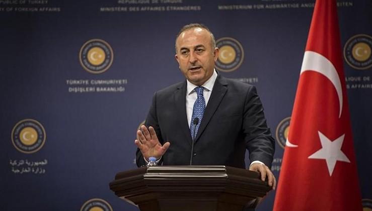 Çavuşoğlu: Suriye'ye barış ve istikrarın gelmesine katkı sağlayacağız