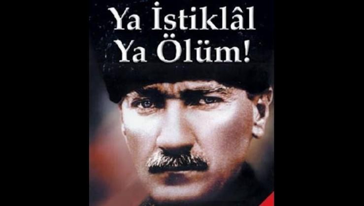 """Cumhuriyet Kadınları Lozan'ın yıl dönümünde  """"Ya İstiklal ya ölüm!"""" kararlılığını haykırdı"""