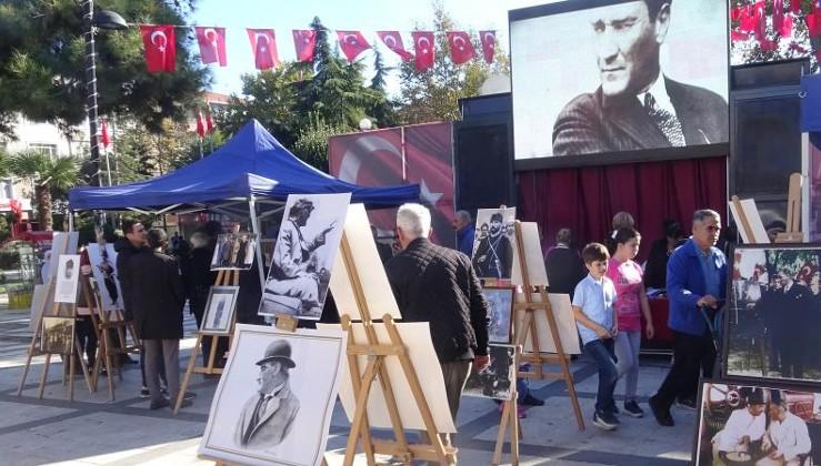 ADD'den, 'Andımız'lı Atatürk fotoğrafları sergisi