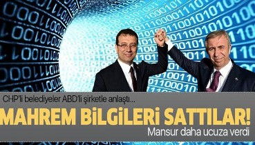 Sevr'in yazıldığı Chatham House'ı ziyaret eden iki başkandan ABD'li şirket ile tedirgin eden anlaşma! İstanbul ve Ankara'nın kritik bilgileri ABD'li şirkette...