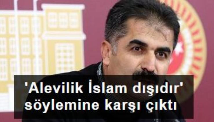 Eski CHP Tunceli Milletvekili Hüseyin Aygün: 'Aleviler o kurum yöneticileriyle vedalaşmalı'