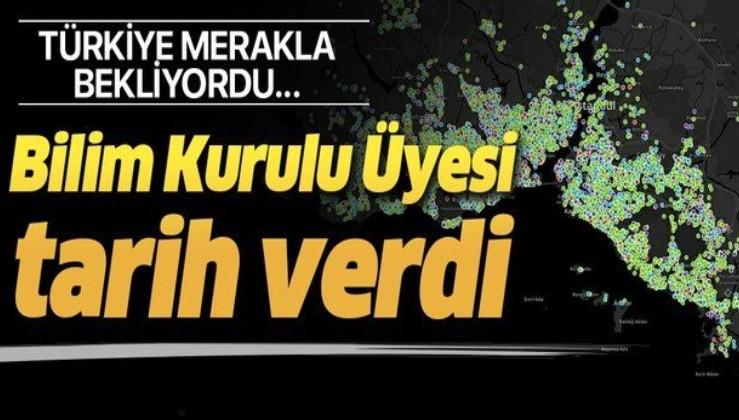 Son dakika: Bilim Kurulu üyesi Prof. Dr. Pınar Okyay'dan koronavirüs vaka sayısı açıklaması: 1,5 ay içinde...
