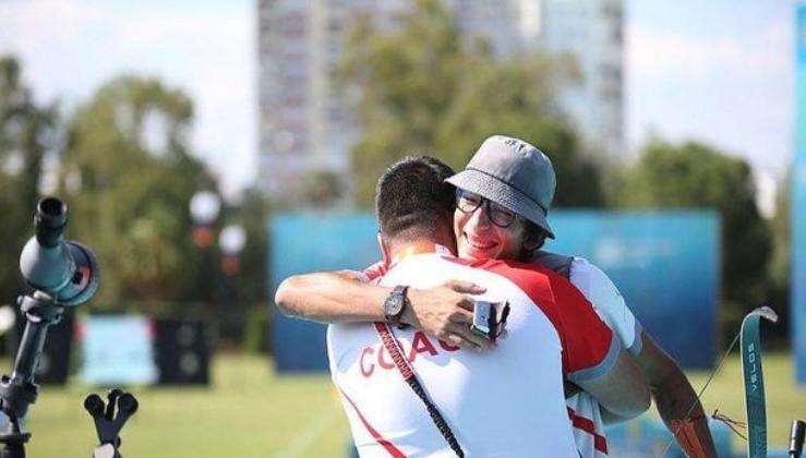Okçuluk Milli Takımı'nda Mete Gazoz, Avrupa şampiyonu oldu