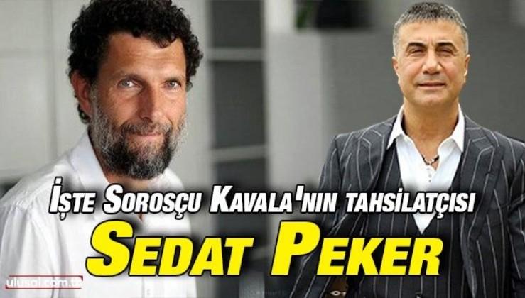 Sedat Peker'in FETÖ bağı gözler önünde