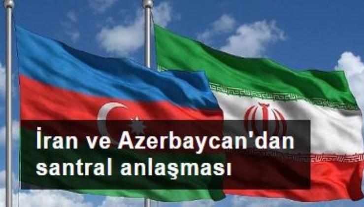 İran ve Azerbaycan birlikte hidroelektrik santral kuruyor