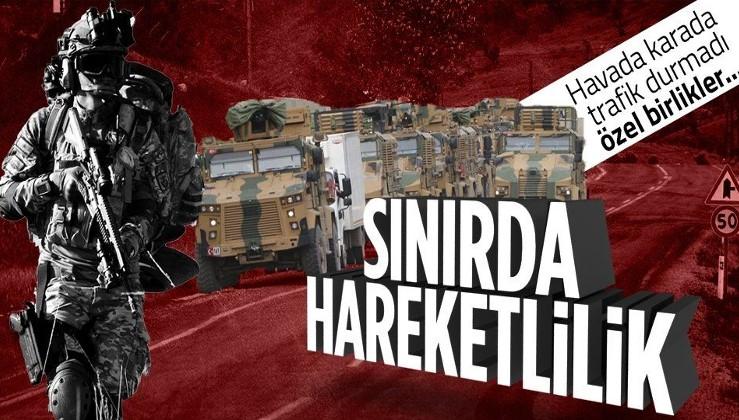 SON DAKİKA: Şırnak'ta askeri hareketlilik! Helikopterler durmadı özel birlikler de sahada
