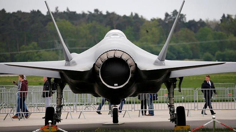 ABD F-35'leri vermezse ne olur?