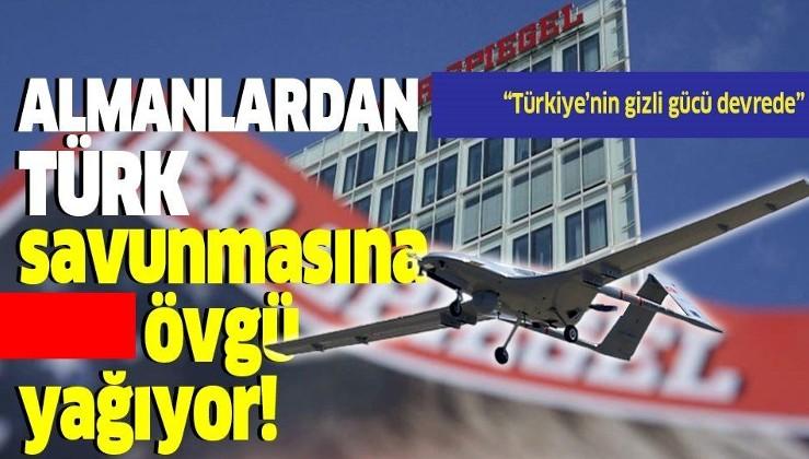 Alman Der Spiegel'den Türk savunmasına övgü!