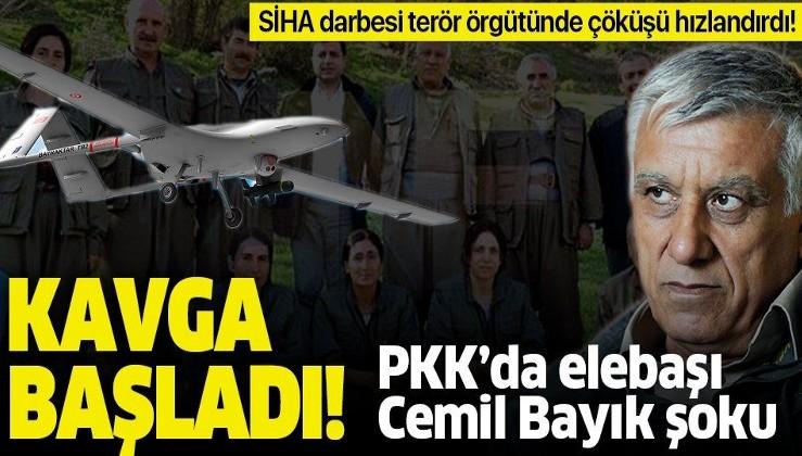 SON DAKİKA: PKK'da terörist elebaşı Cemil Bayık şoku: Kavga başladı!