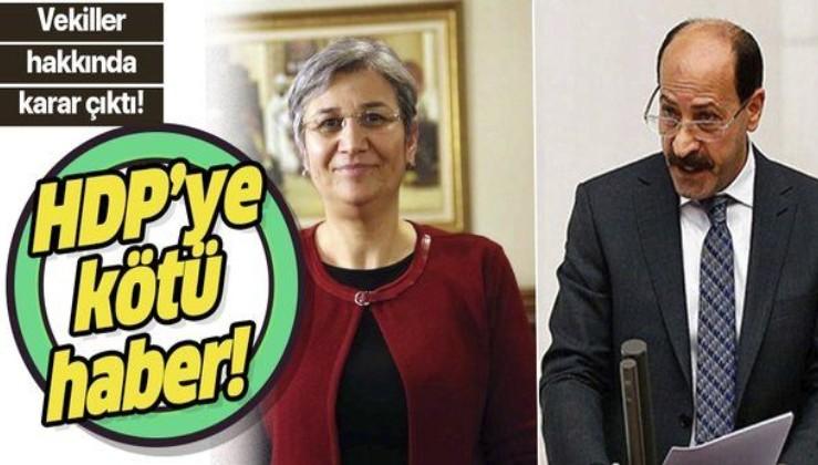 Son dakika: Anayasa Mahkemesi'nden HDP'nin başvurusuna ret kararı!