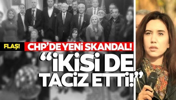 """SON DAKİKA... Tecavüz skandalıyla sarsılan CHP'de yeni şok: """"İki başkan yardımcısı da taciz etti"""""""