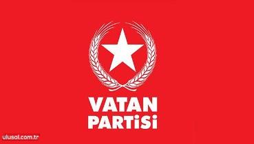 Vatan Partisi'nden Orhan Uğuroğlu'na cevap