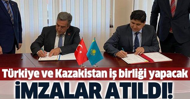 Son dakika: Türkiye ve Kazakistan uzay alanında iş birliği yapacak