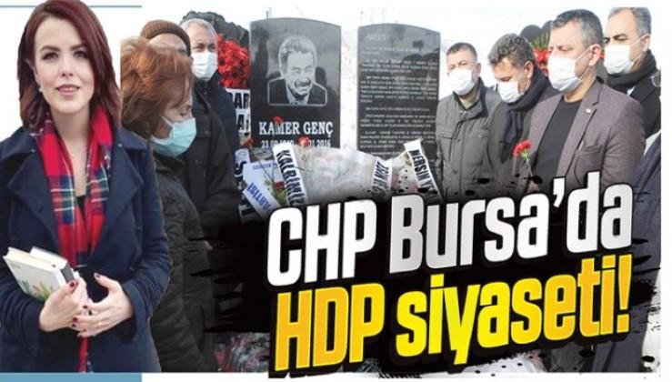 CHP Bursa'da HDP siyaseti!