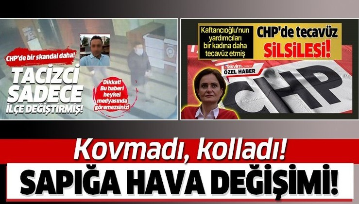 Hakkında taciz suçlaması bulunan eski CHP'li başkan Kartal Belediyesi'nden uzaklaştırıldı