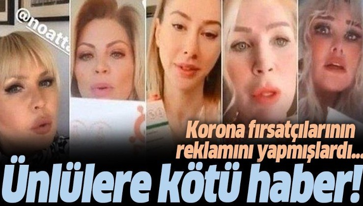 """Ünlüler """"koronavirüs hapı"""" reklamı için ifade verecek! Şeyma Subaşı, Seray Sever, Seren Serengil, Ebru Akel ve Seda Akgül..."""