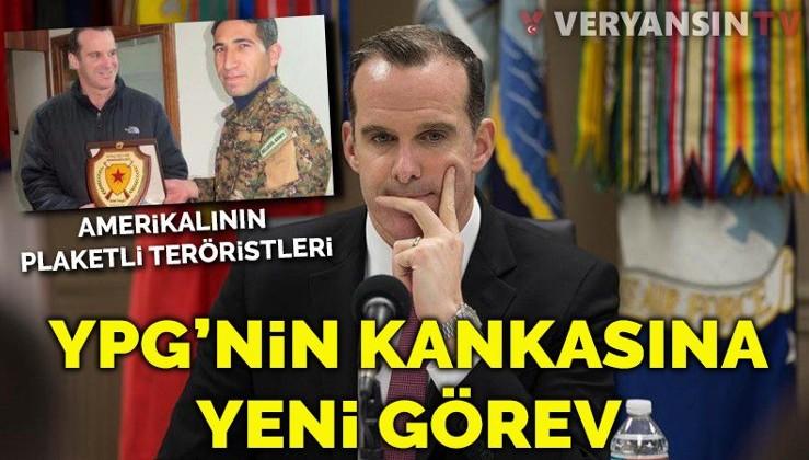 Biden'dan YPG'nin kankası McGurk'e yeni görev