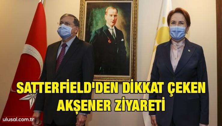 Biden'in adamından Akşener'e manidar ziyaret