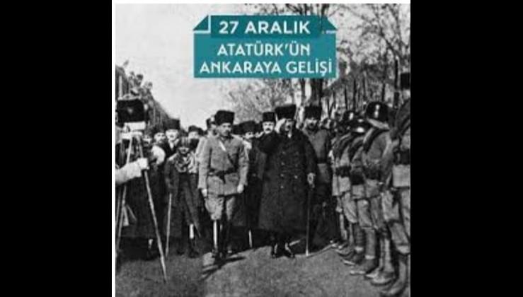 """Erdoğan: """"Gazi Mustafa Kemal Atatürk ve İstiklal Savaşı'nın tüm kahramanlarını saygı ve rahmetle anıyorum"""""""