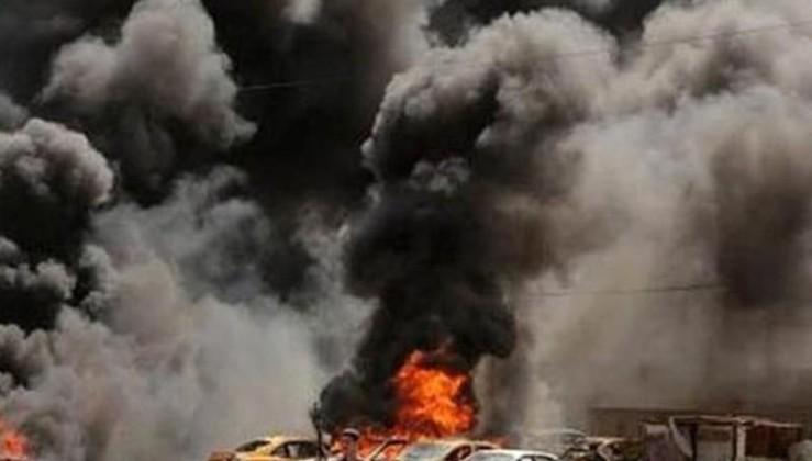 Irak'ta IŞİD saldırısı: 2 ölü, 5 yaralı