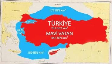 Pruva Mavi Vatan Derneği Ankara'da kuruldu.