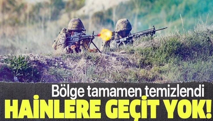 Afrin Zeytin Dalı harekâtıyla teröristlerden temizlendi! Hainler artık Amanos'a sızamıyor