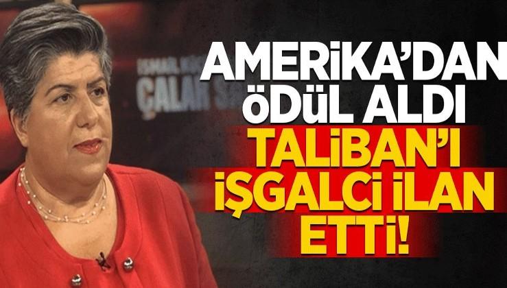 Amerika'dan ödül aldı, Taliban'ı işgalci ilan etti!