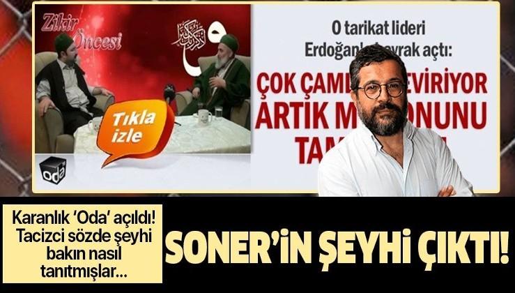 Oda TV çocuğa cinsel istismar suçlamasıyla tutuklanan Eyüp Fatih Şağban'ı tarikat lideri olarak tanıtmış!