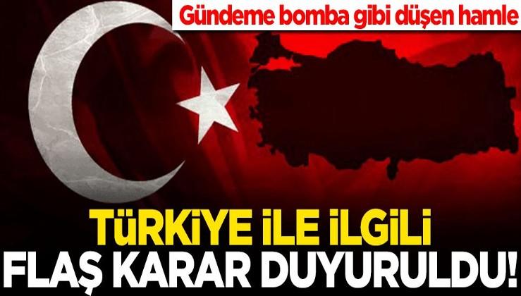 The Times duyurdu: İngiltere, Türkiye'yi kırmızı listeden çıkartıyor