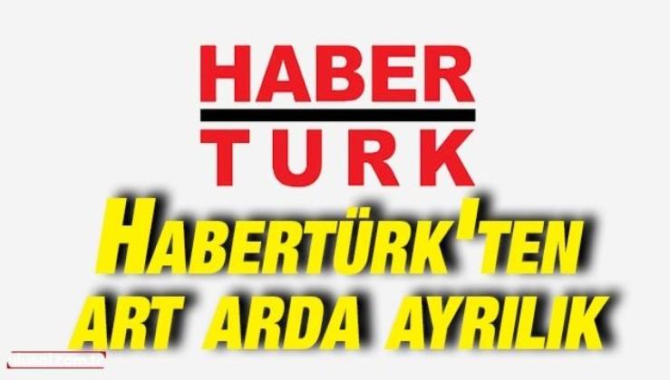 Ülkücülerin tepkisi çığ gibi: Habertürk'te art arda ayrılık: Genel Yayın Yönetmeni istifa etti