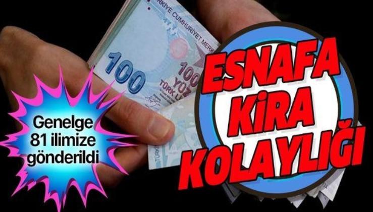 Son dakika: Çevre ve Şehircilik Bakanı Murat Kurum'dan esnafa kira kolaylığı: 81 il valiliğimize gönderdik