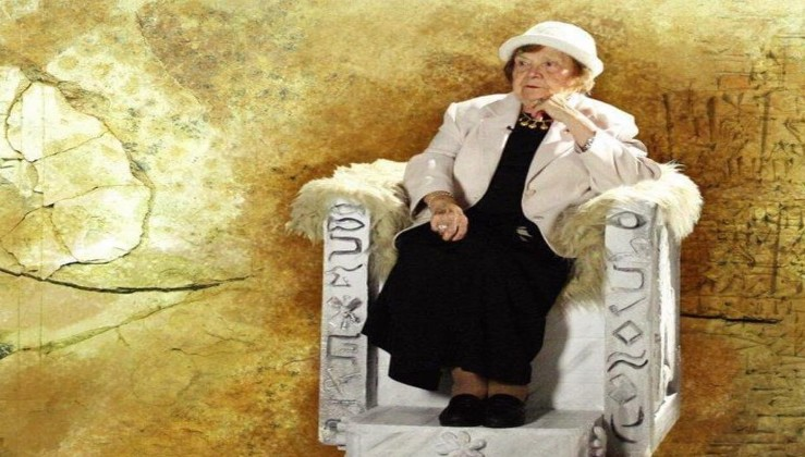 Ünlü sümerolog Muazzez İlmiye Çığ 107 yaşına girdi
