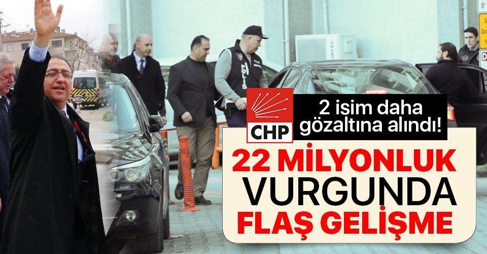 Son dakika: CHP'li Yalova Belediyesi'ndeki 22 milyonluk vurgunda flaş gelişme: 2 isim daha gözaltına alındı.