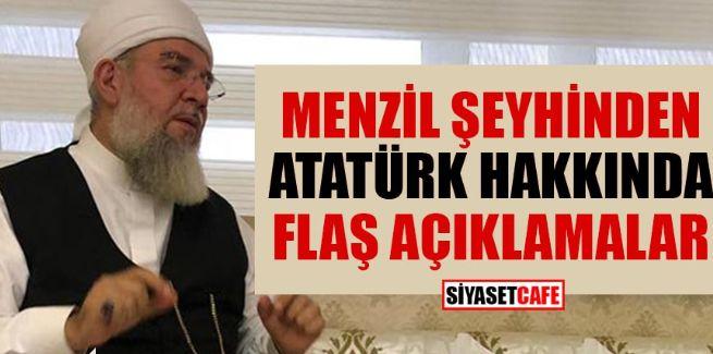 Tarikat lideri konuştu: Atatürk'e kurban olsunlar