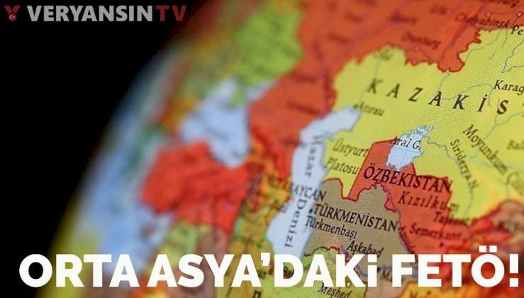 Ülke ülke FETÖ'nün Orta Asya Türk Cumhuriyetleri'ndeki varlığı