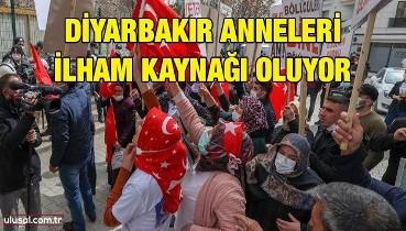 Diyarbakır Anneleri ilham kaynağı oluyor