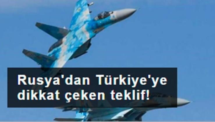 Rusya'dan dikkat çeken teklif: Türkiye ile ele almaya hazırız