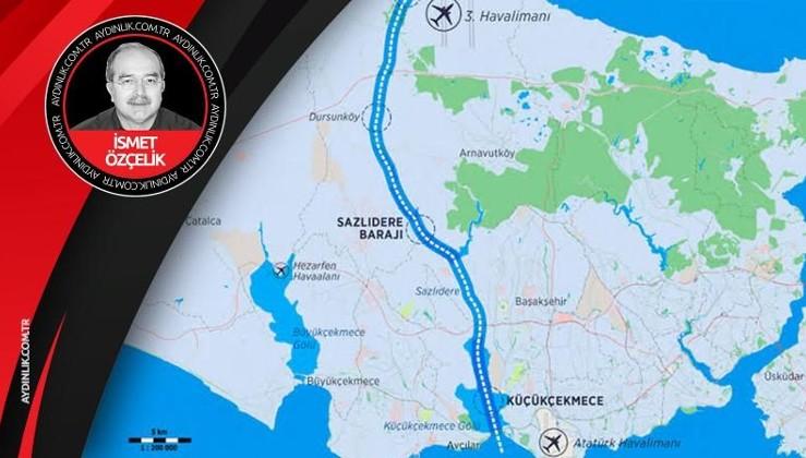 Sizce hangisi: 'Kanal İstanbul' mu? Üretimin desteklenmesi mi?